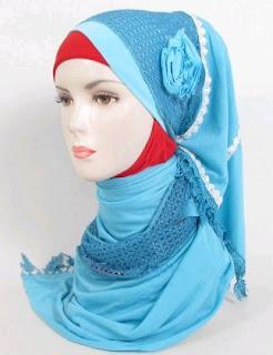 Video Cara Memakai Jilbab Pashmina