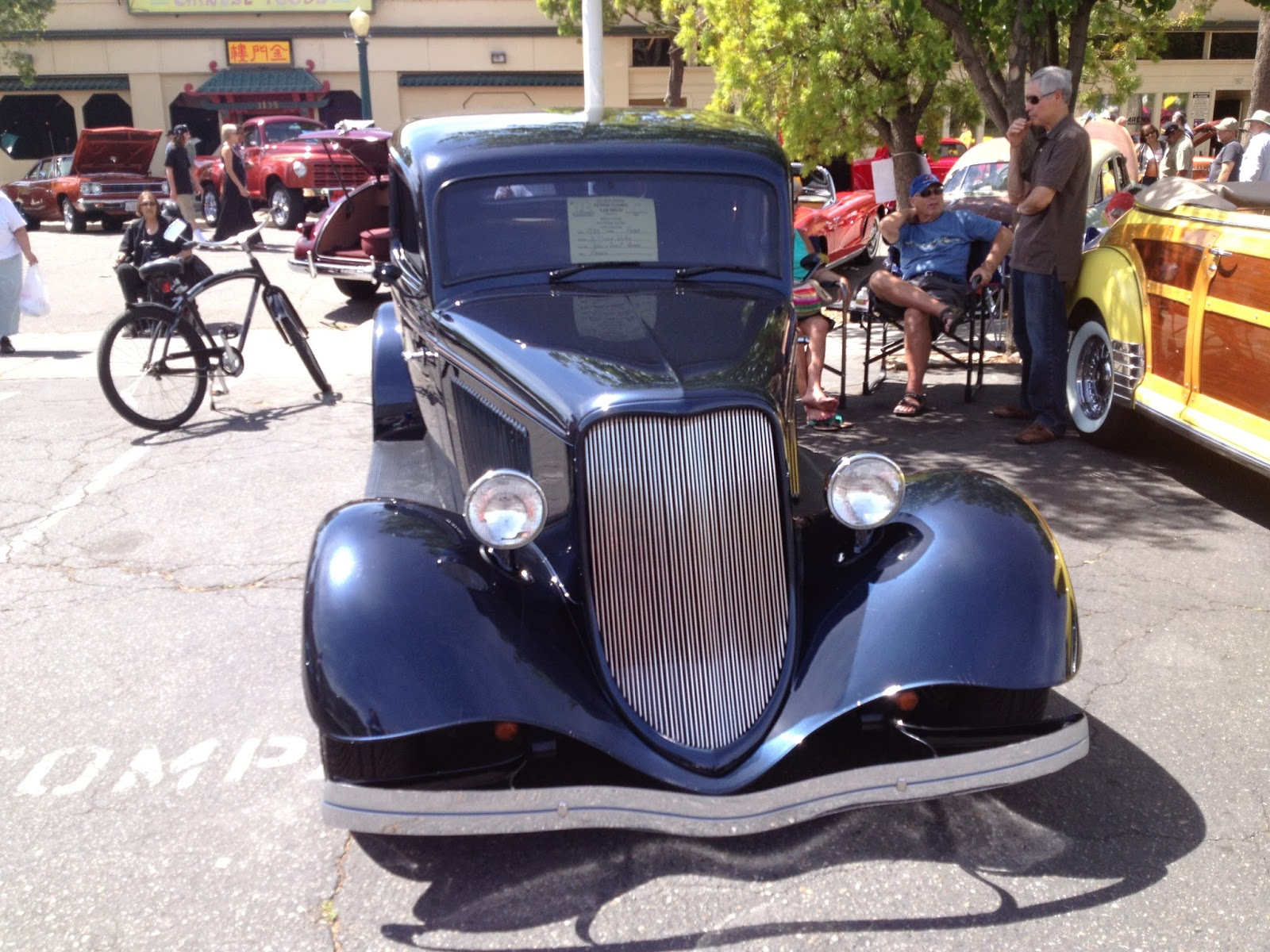 Carson's Car Pics: 1930's Ford Coupe