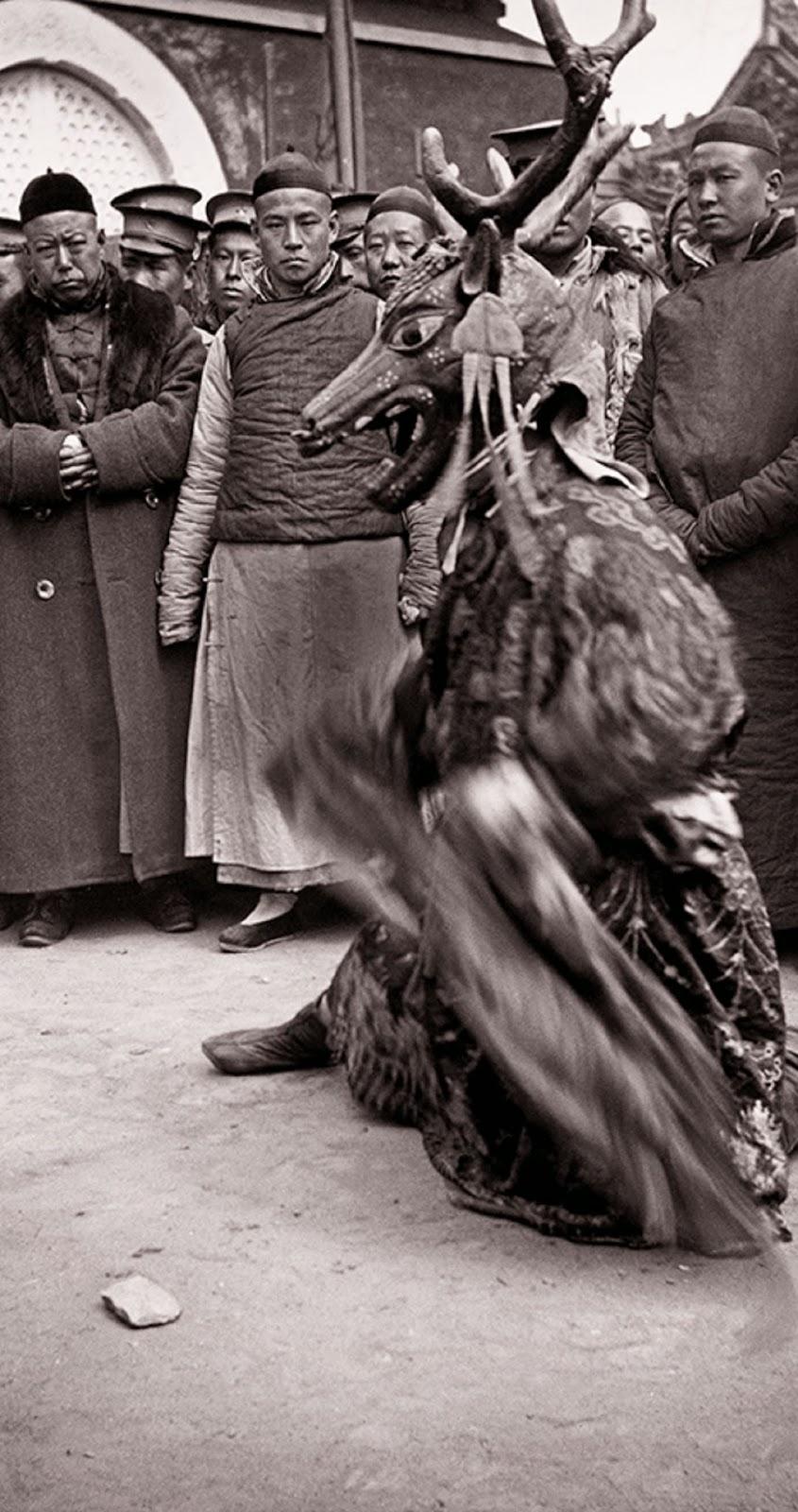 La vida cotidiana en Pekín a principios del siglo XX