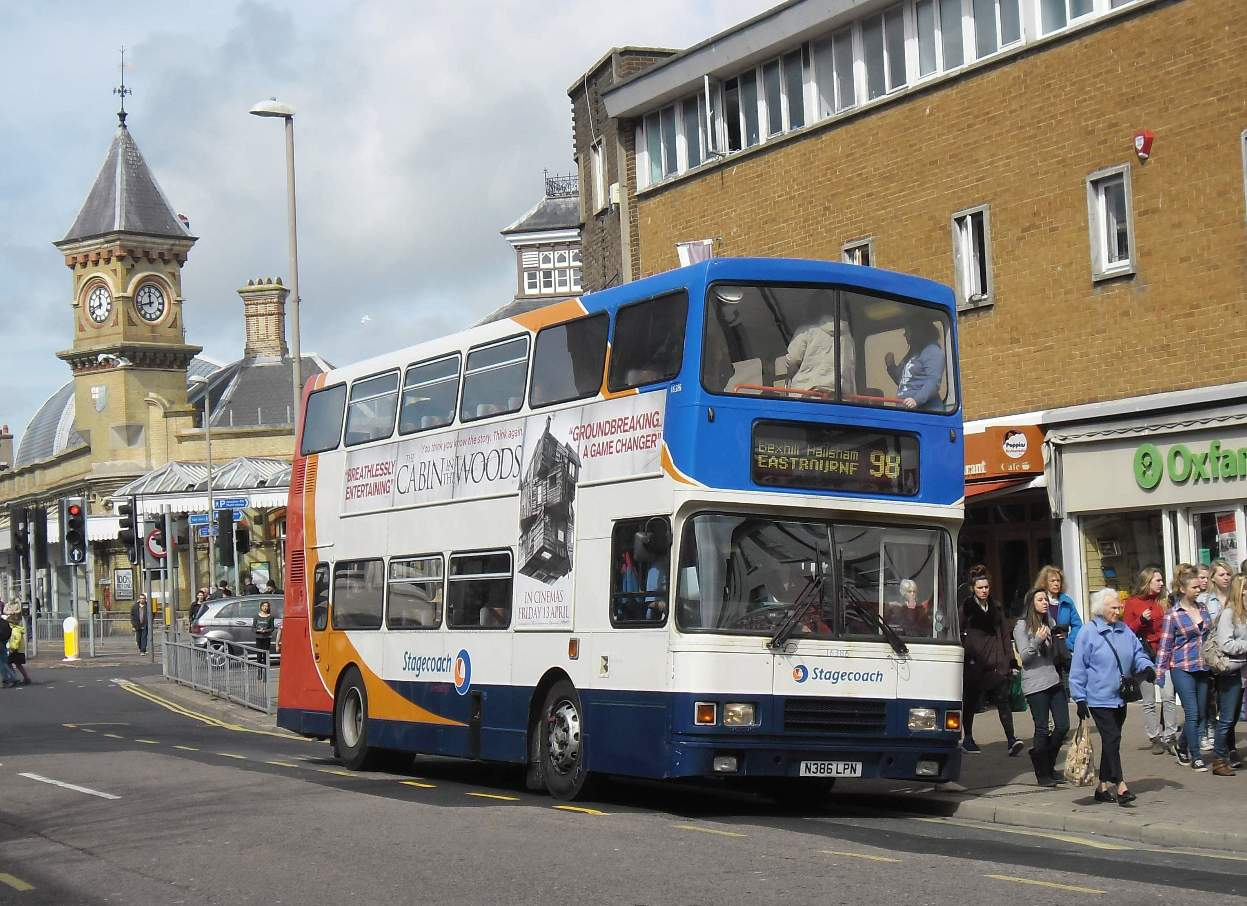 Bus from eastbourne to hastings