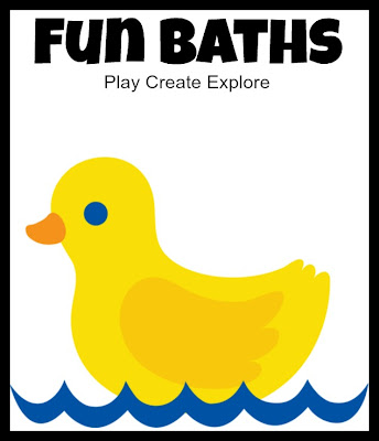 Lots of Fun Bath Ideas for Kids