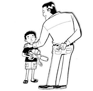 Akibat Jika Orangtua Sering Berbohong pada Anak