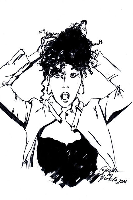 Sketch: Ginetta Di Blasio