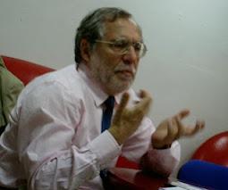 CARLO RIVA dialoga di letteratura con i colleghi