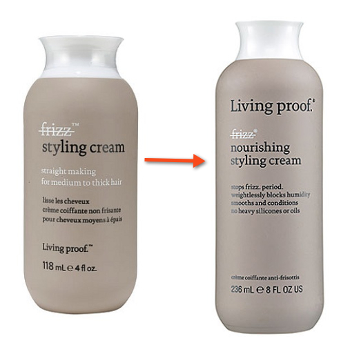 Living Proof Styling Creams