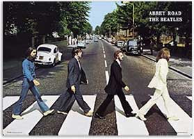 Abbey's Road crossing