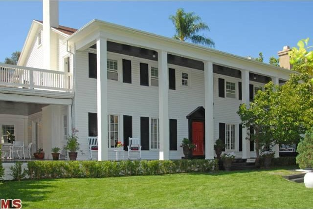 Bekins Southern Colonial Estate Sold In Encino