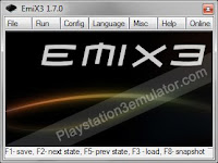 EMIX3 : (Fake) PS3 Emulator