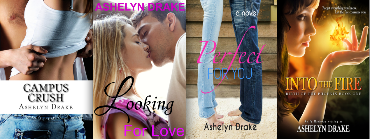 My Ashelyn Drake Titles