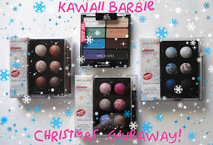 Kawaii Barbie ^_^ Christmas Giveaway!