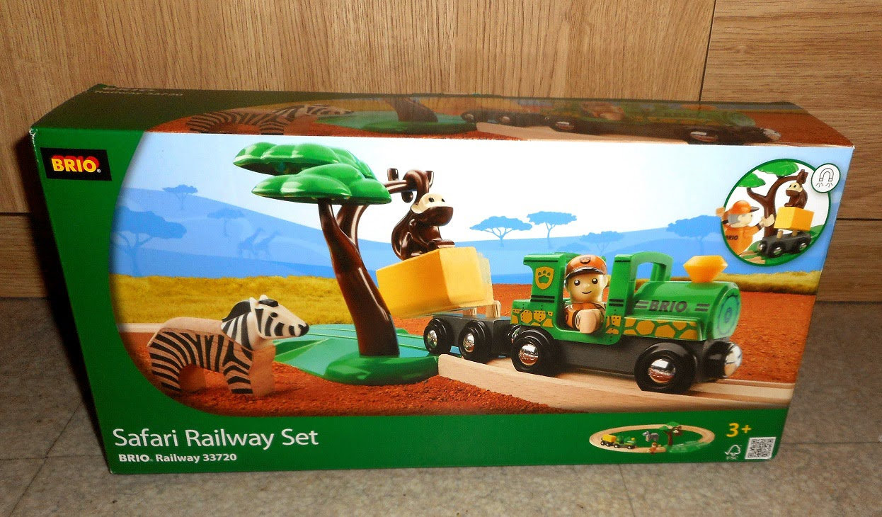circuit safari brio