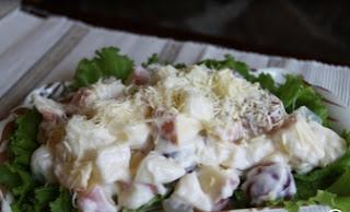 Resep Salad Buah Enak Dan Lezat