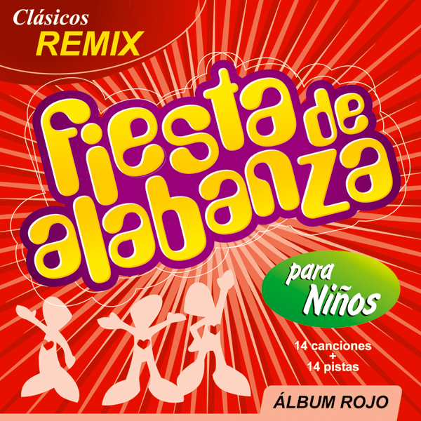 Kids Producciones-Fiesta De Alabanza II-