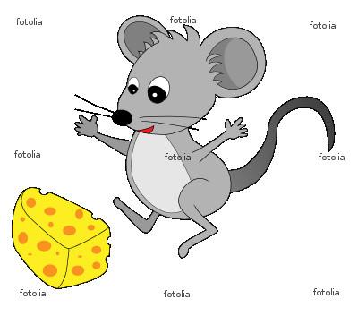 Mouse cartoon