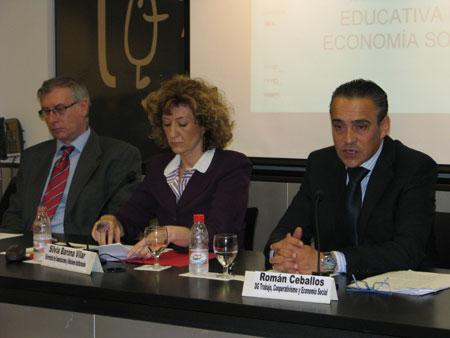 R.Ceballos: 'La Red Emprendes pone a disposición de los emprendedores valencianos los últimos instrumentos financieros de la Unión Europea'