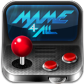 Screenshots of the MAME4droid for Android tablet, phone.