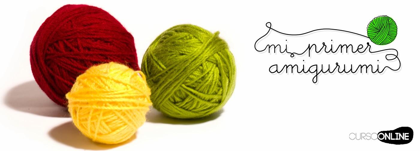 curso online amigurumi taller online ganchillo ganxet DIY aprender a hacer crochet craft CraftBOX