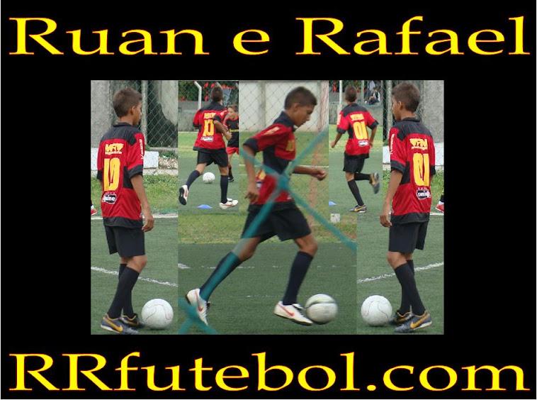 Treino de Ruan e Rafael com Ricardo Cavalcanti