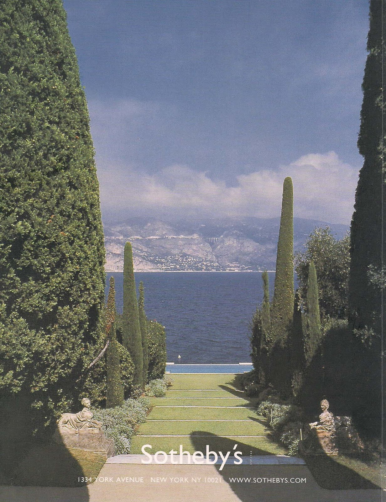 The devoted classicist notable homes la fiorentina for British landscape architects