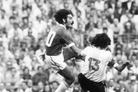 Brasil 2x1 Argentina - 1974
