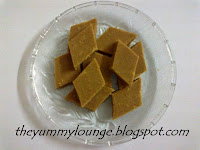 how to make gujarati sukhdi gud papdi recipe