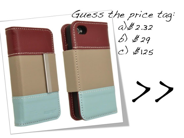 Magnetic Attraction of iPhone 4 s Wallet Case