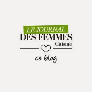 Mes recettes sur Le Journal des Femmes - Cuisine !
