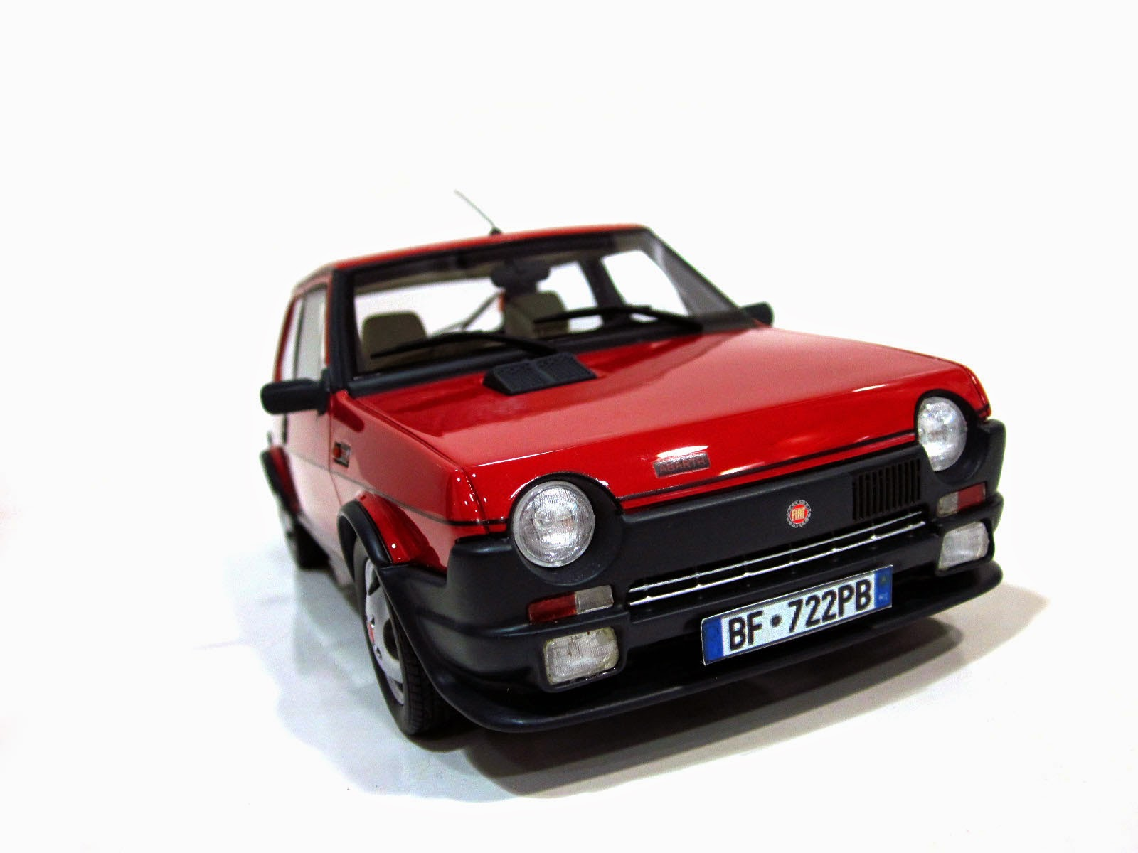 FIAT Ritmo 125 TC Abarth '81 - LaudoRacing Model