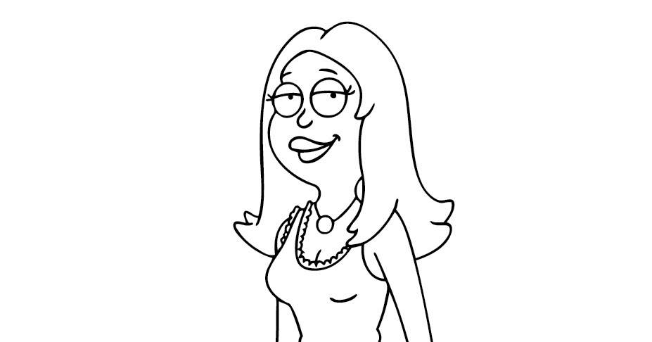 American dad coloring pages - Squid Army