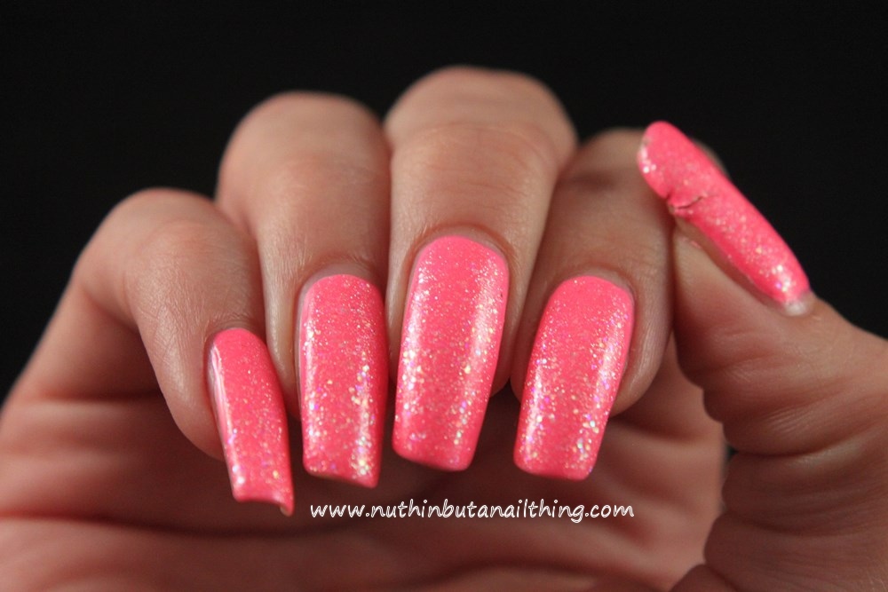 Sinful Colors - Pinky Glitter