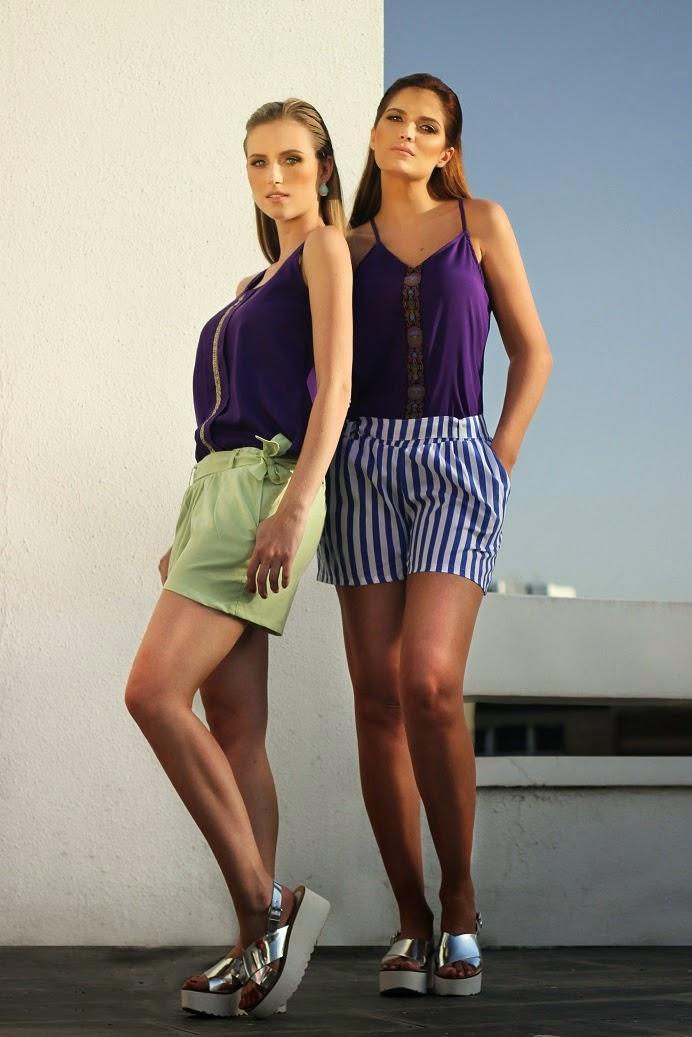 Louva Vestimenta Presenta Coleccion ' Freedoom'