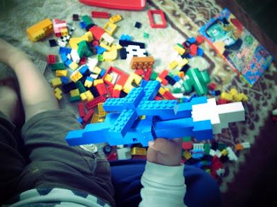 レゴ ヘリコプター