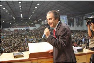 Silas Malafaia vai devolver parte do dinheiro da prefeitura na Marcha para Jesus Rio de Janeiro
