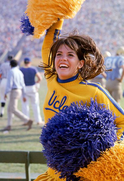 Cheerleaders Of The 1960s Vintage Everyday