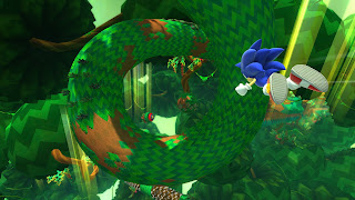 sonic lost world screen 11 Sonic Lost World (3DS/WU)   Screenshots