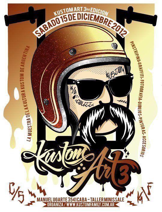 KUSTOM ART3