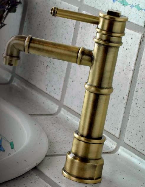 Griferia Baño Rustico:El Blog del Baño: Grifos rústicos Old Series de Martí