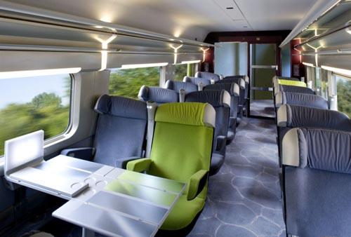 Trens na Europa
