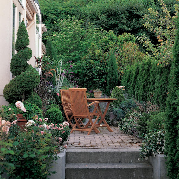 danger garden landscaping