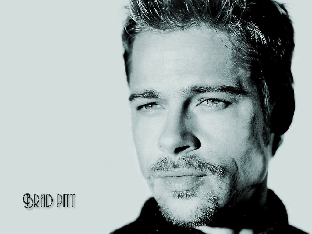 Brad pitt Wallpaper 2 With 1024 x 768 Resolution ( 106kB )