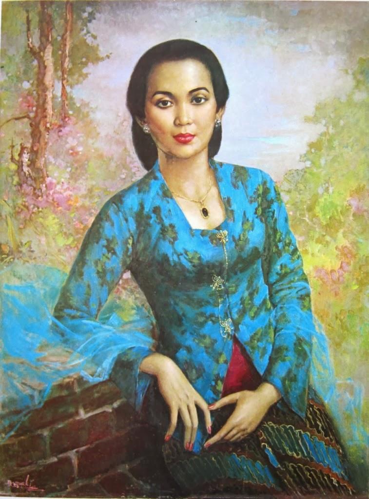 dunia lukisan javadesindo art gallery gt gt lukisan wanita