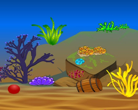 Juegos de Escape Shark Cave Escape 2