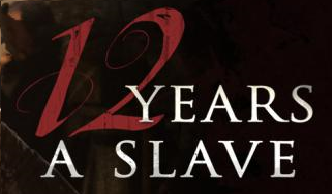 12 Years a Slave movie logo