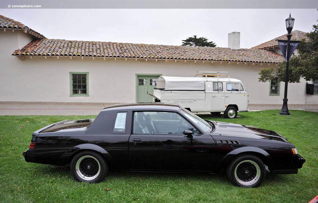 Darth Buick The Buick Regal Grand National And Gnx Html