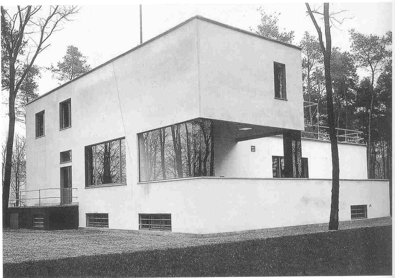 Plan D Une Maison Moderne étages : Garrus art architecture moderne e maquettes