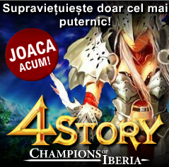 4Story, unul dintre primul ?i cel mai distractiv On-line RPG al istoriei