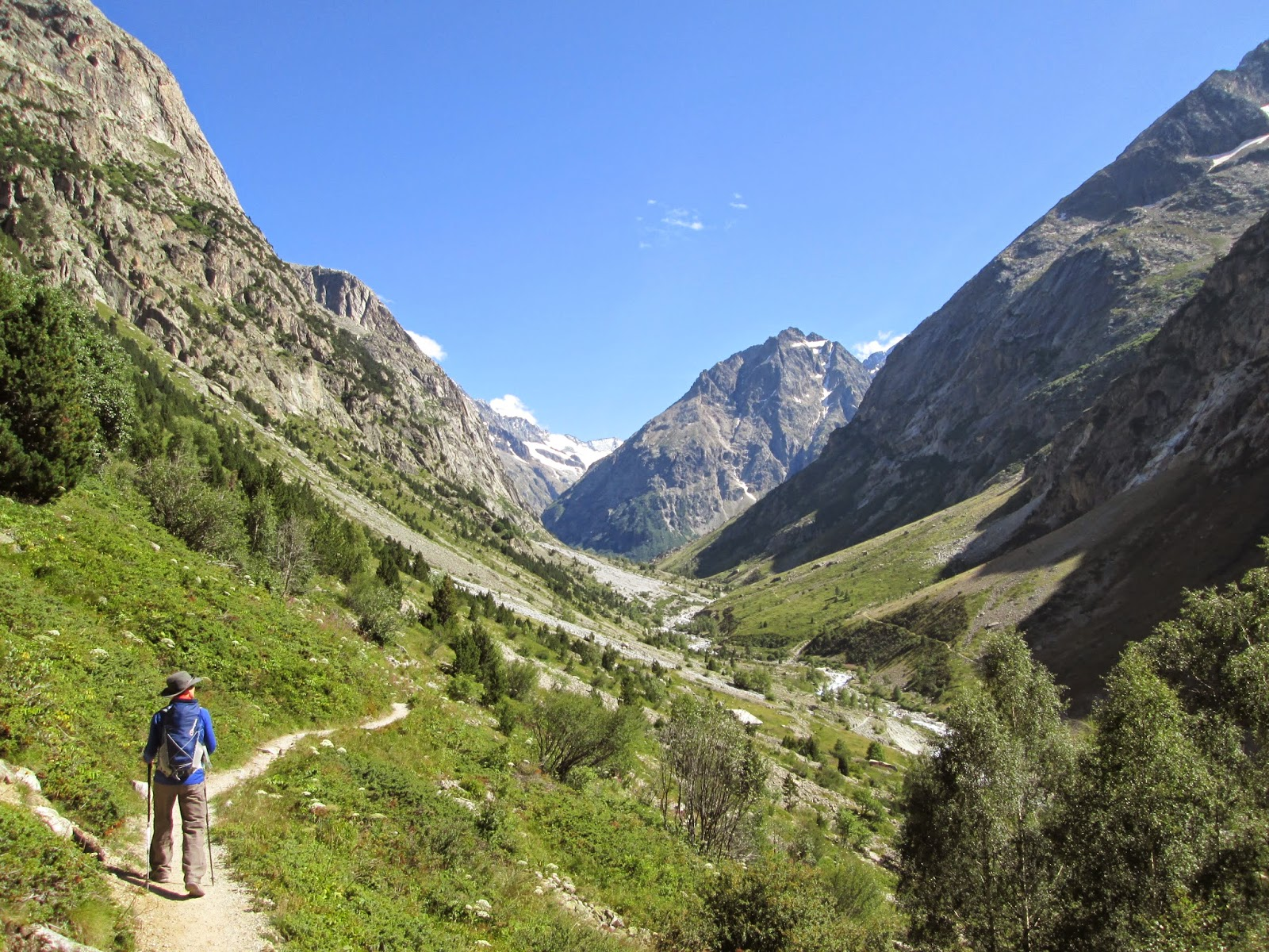 La Berarde, Ecrins National Park, Alps, France