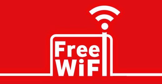 خدمة فودافون WiFi في الأماكن العامة