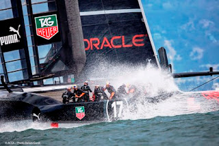 flood, hurricane, Oracle team, race