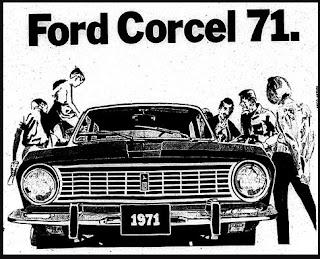 propaganda Ford Corcel - 1970. 1970. propaganda carros anos 70.história década de 70; Brazilian advertising cars in the 70s, propaganda anos 70; reclame década de 70; Oswaldo Hernandez;